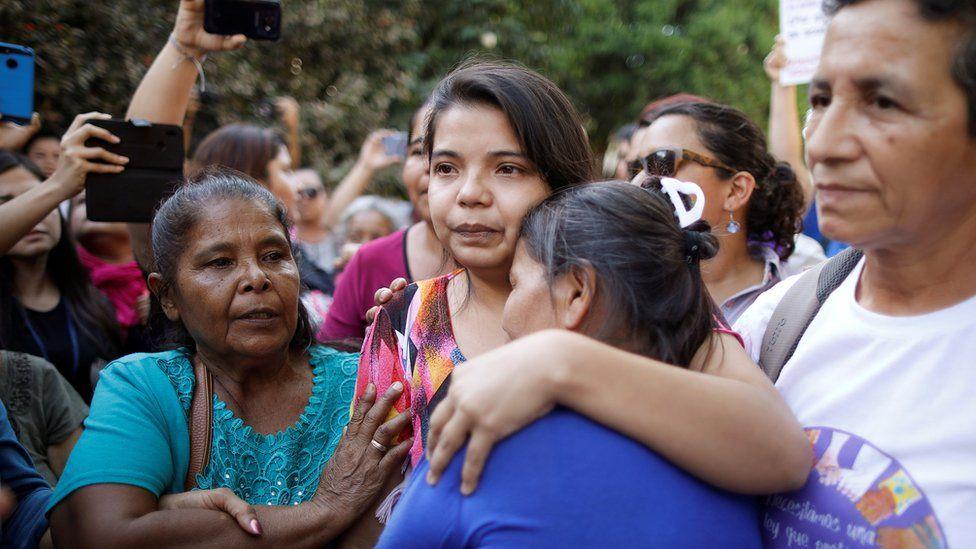 Korban Pemerkosaan Pria Berumur 70 Tahun Asal El Salvador 2