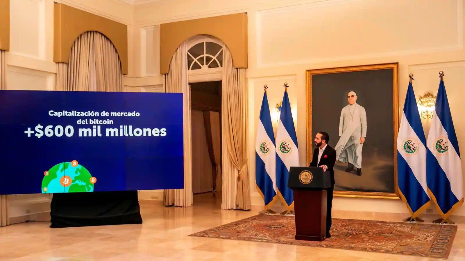 Pemerintah El Salvador, Amerika Tengah Menjanjikan Pemberian Bitcoin Kepada Penduduknya